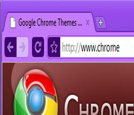 chrome theme